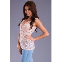 Top Model 16463 Pastel Pink