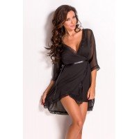Szlafrok Model Chanice Black