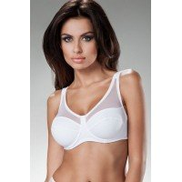 Biustonosz Soft Model Havana White