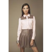Koszula Damska Model ABK0008 Pink