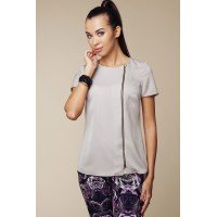 Bluzka Model ABK0034 Grey
