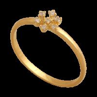 Pierścionek złoty 38267