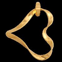 Przywieszka złota serduszko 36116