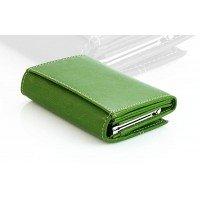 Portfel damski skórzany Marco PD13B Zielony