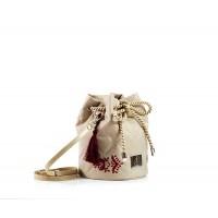 Torebka pikowana Mini Taszka 399 Farbotka