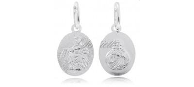Medaliki srebrne
